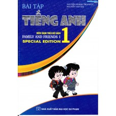 Bài tập tiếng anh 1 - Family and Friends 1