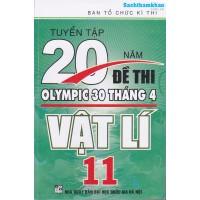 Tuyển Tập 20 Năm Đề Thi Olympic Vật Lí Lớp 11