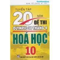 Tuyển Tập 20 Năm Đề Thi Olympic Hóa học Lớp 10