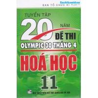 Tuyển Tập 20 Năm Đề Thi Olympic Hóa học Lớp 11