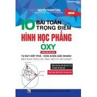 10 bài toán trọng điểm hình học phẳng OXY