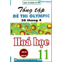 Tổng tập đề thi Olympic 30 tháng 4 Hóa học 11 (2010 - 2014)