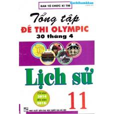 Tổng tập đề thi Olympic 30 tháng 4 Lịch sử 11 (2014 - 2018)