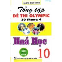 Tổng tập đề thi Olympic 30 tháng 4 Hoá học 10 (2014 - 2018)