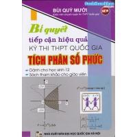 Bí quyết tiếp cận hiệu quả kì thi THPT-QG Tích phân Số phức