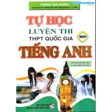 Tự học luyện thi THPT Quốc gia Tiếng Anh (Mới)