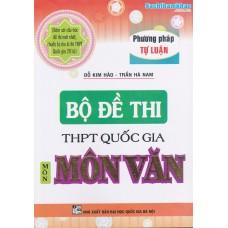 Bộ đề thi THPT Quốc gia Môn Văn