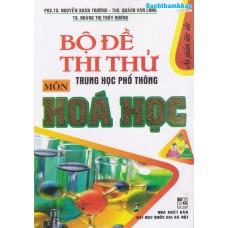 Bộ đề thi thử THPT môn Hóa học