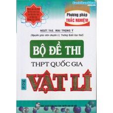 Bộ đề thi THPT Quốc gia Môn Vật lý (Chuẩn 2017 - 40 câu)
